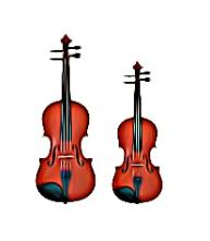 Two Violins - RWS